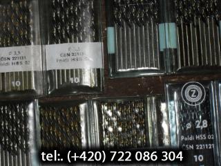 výkup výdejny, výkup kovoobráběcích nástrojů, výkup hss
