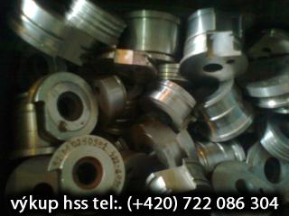 výkup výdejny, výkup kovoobráběcích nástrojů